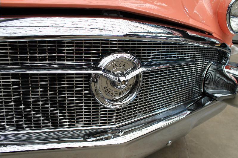 1956 Buick Roadmaster Classic Cars of Houston