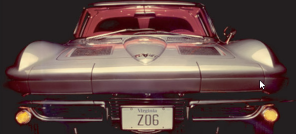 1963 Fuel Injected ZO6 Corvette with 36 gallon gas tank and H.D. Brakes. One of the rarest 1963 Corvettes ever built. Restored by Naber's Motors, who exclusively use Speed & Sport Chrome Plating