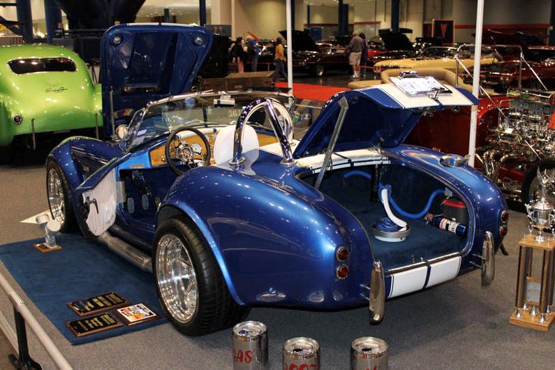 1966 Shelby AC Cobra 460 Jackie