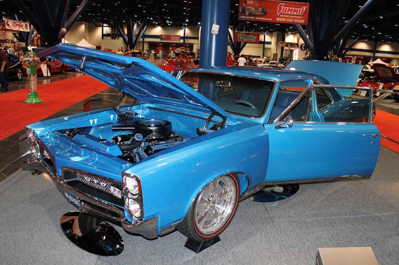 1967 GTO - Noel