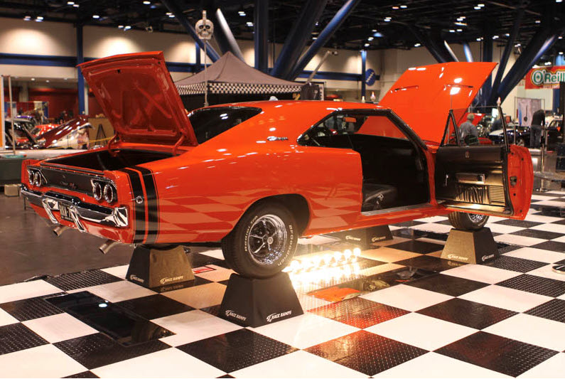 1968 Dodge Charger Classic Cars of Houston
