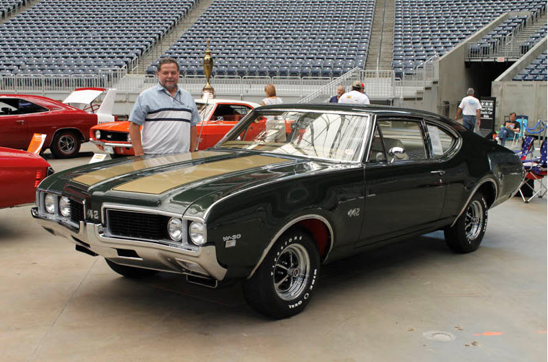 1969 Olds 442 W-30 Ron