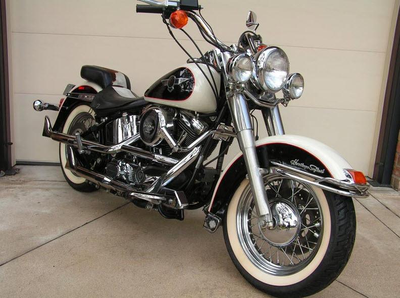 1993 Harley Davidson Moo Glide