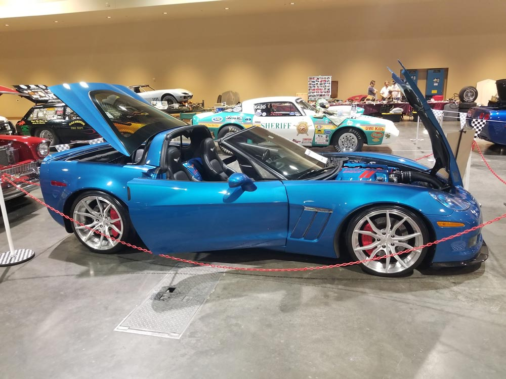 2020 Chevy Corvette Expo Galveston TX