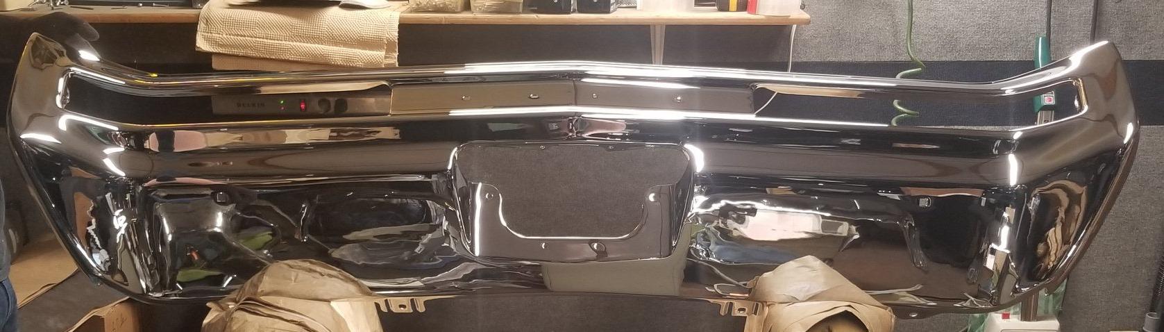 71 Buick GSX Bumper