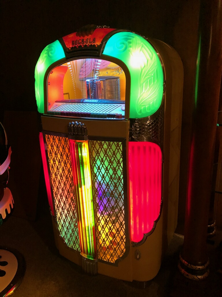 Rock-Ola Jukebox Model 1428 for sale