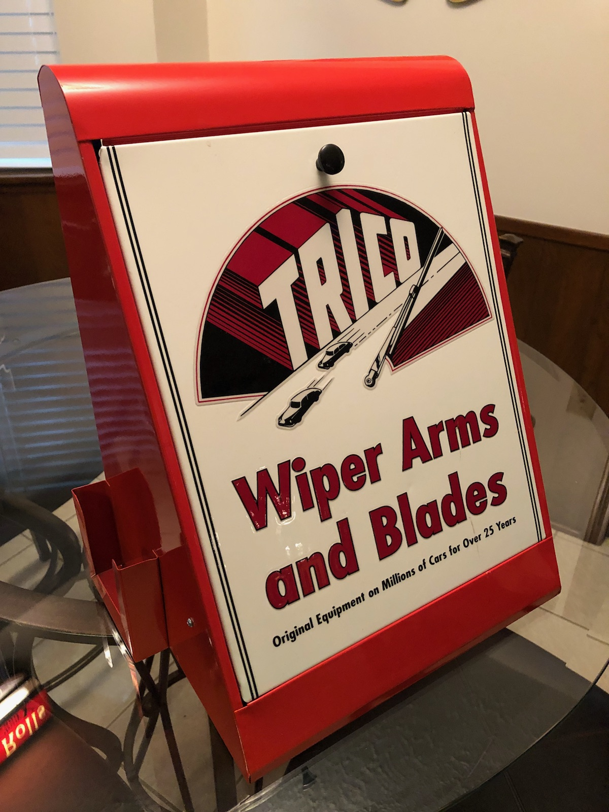 Trico Wiper Cabinet for sale