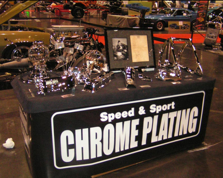 Our booth at the Houston Auto Rama November 25,26,27,28 2010 Houston, Texas