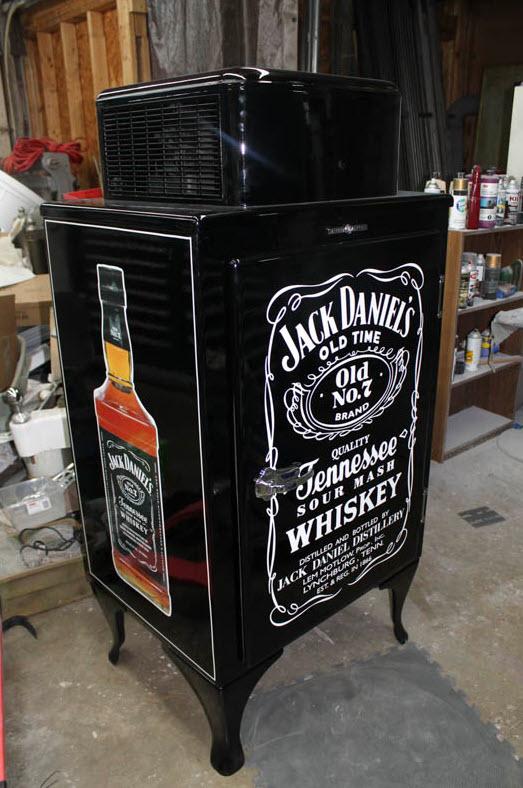 Jack Daniels Refrigerator