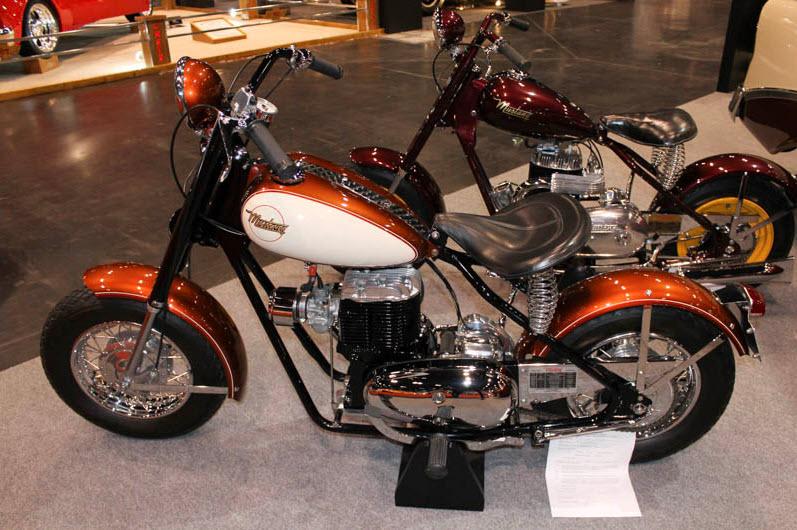Mustang Bike Roy