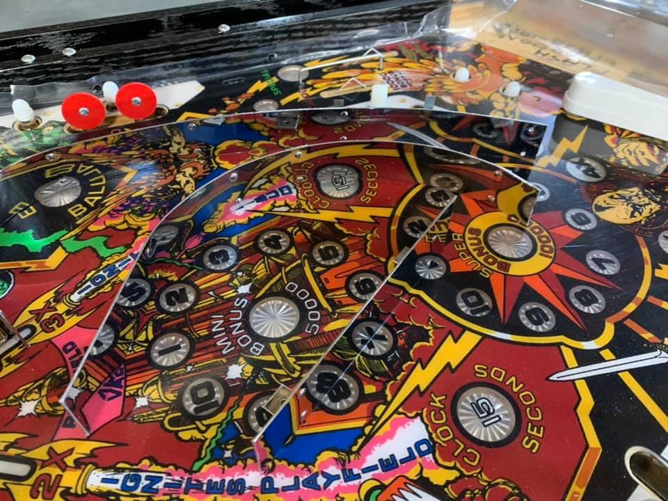 Pinball machine ball guides