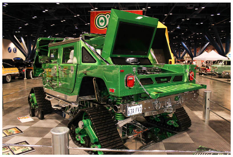 2003 Hummer H1 Allout