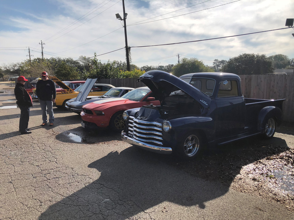 Chrome N Coffee December 6 2020 Sponsored by Speed & Sport Chrome Plating